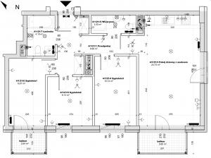 nowe mieszkanie czteropokojowe Żyrardów podWarszawą