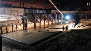 Mieszkania Nowy Świat 11 betonowanie fundamentów