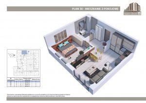 Dom czyduże mieszkanie podWarszawą